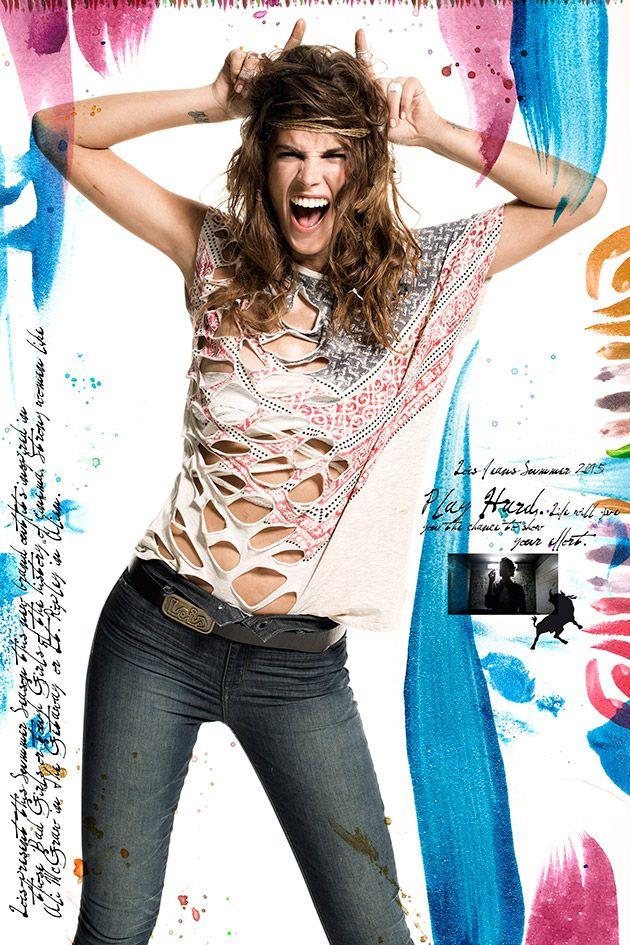 Lois Jeans   SS 2015