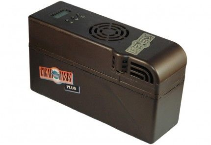 Discount Cigar Oasis Plus Electric Humidifiers - Cigar Oasis XL Plus Electronic Unit - Same Day Shipping