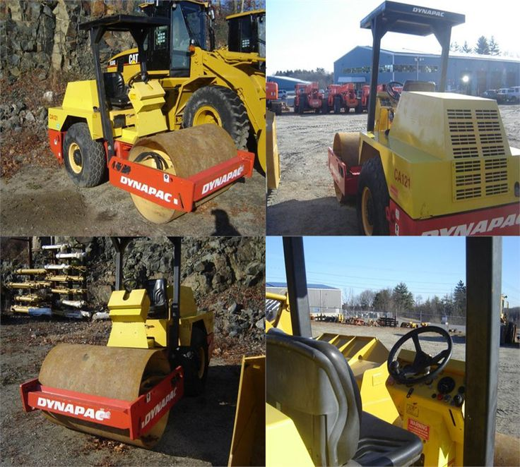 Used 2006 #Dynapac CA121 #Compactor available in excellent condition at hifimachinery.com in MA, USA by Hillview Equipment & Leasing Dealer. This Dynapac ca121 Compactor looks very clean with smooth vibratory drum and available to you at very comfortable prices. If you want to know more about this machine, then, click to log on at:http://www.hifimachinery.com/used-machinery/2006/compactors/dynapac/ca121/3829/