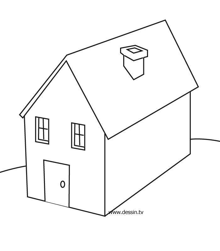 Plansdemaisonfacile Plansdemaisonrectangulaire In 2020 Architect Design House Design House Plans