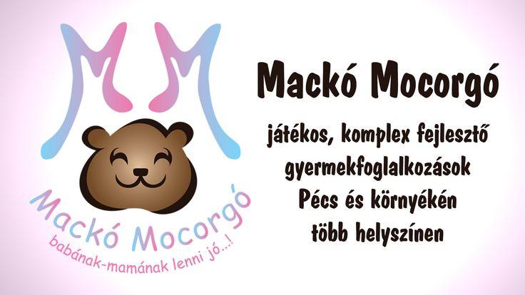 Mackó Mocorgó gyermekfoglalkozások Pécs és környékén