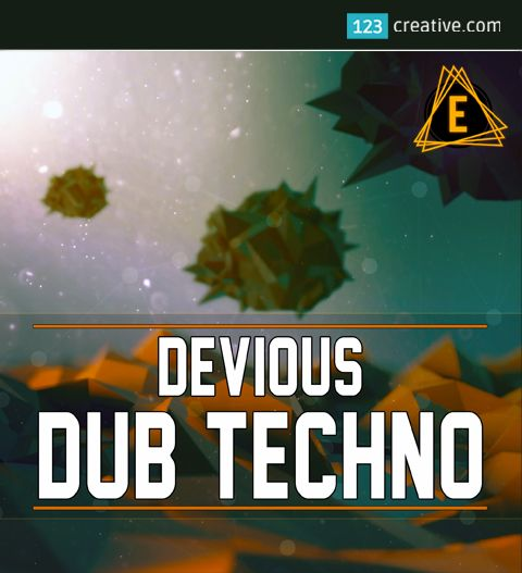 ► DEVIOUS DUB TECHNO SAMPLE PACK -  is an extremely creative collection of innovative Dub Techno samples! This pack is heavily influenced by the creative and chilled music of THE ORB. Learn more: http://www.123creative.com/electronic-music-production-audio-samples-and-loops/1428-devious-dub-techno-sample-pack.html  (Techno Loops, Dub Loops, Dub techno music production, Drum samples, Percussion Samples, Techno Bass)