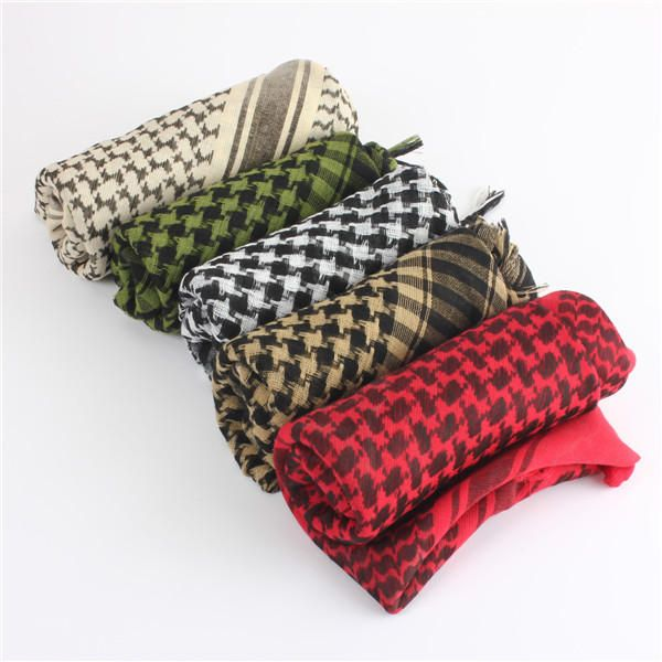 Mens Womens Winter Military Scarves at Banggood