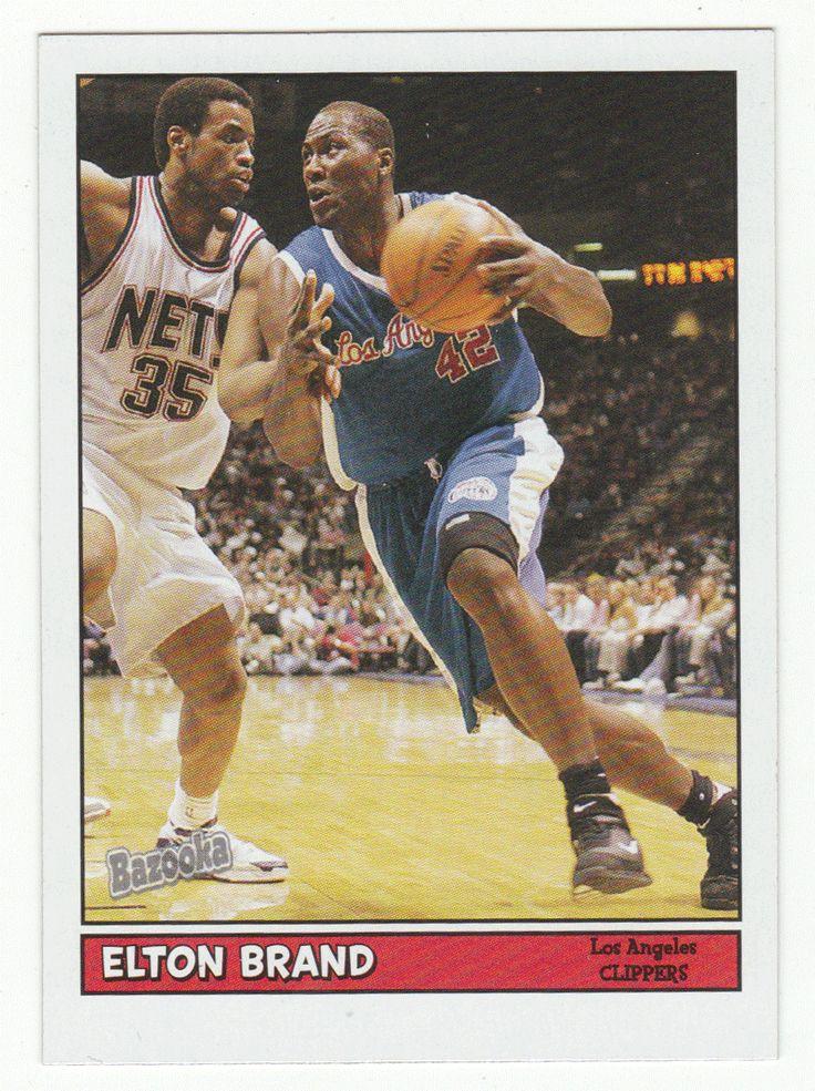 Elton Brand # 86 - 2005-06 Topps Baz Basketball