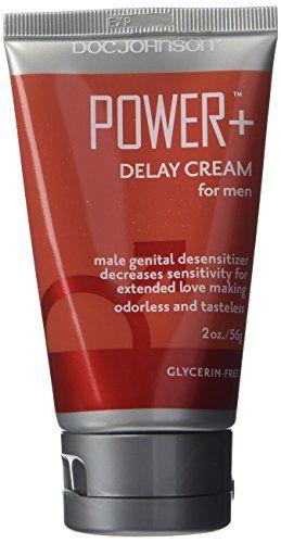 delay cream for men