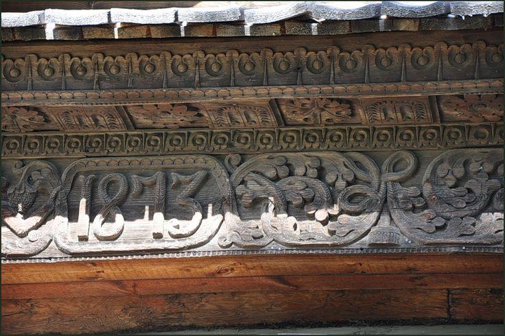 Костромской музей деревянного зодчества - vita_colorata