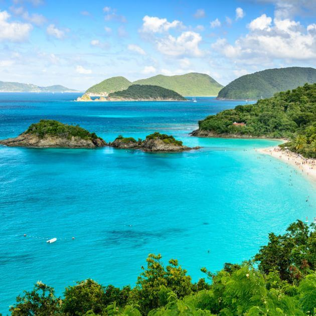 The Exotic American Beach That No One Knows About