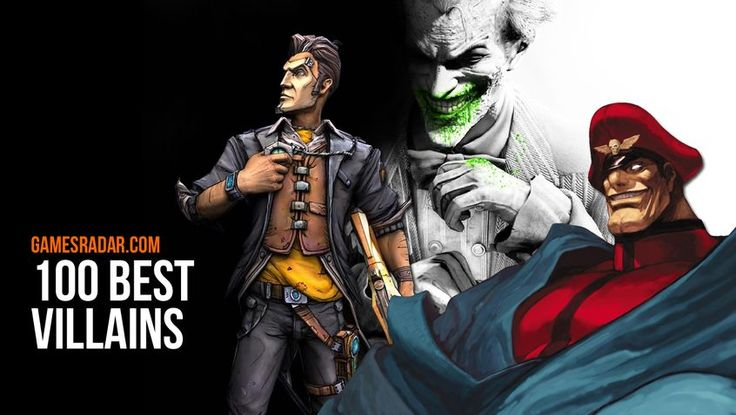"""The 100 Best Villains in Video Games: """"We've gathered up 100 of the most dastardly ne'er-do-wells that gaming has to offer. The serial killers, the lunatics, the monsters, and the maniacs are all represented. Where does your favorite foe rank on the list? Well, there's only one way to find out.""""  Each has a picture and a paragraph. #games #video"""
