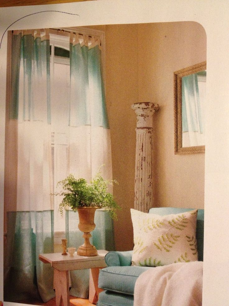 Lengthen Curtains | Extend The Length Of Too Short Curtains By Adding Bands  Of Fabric