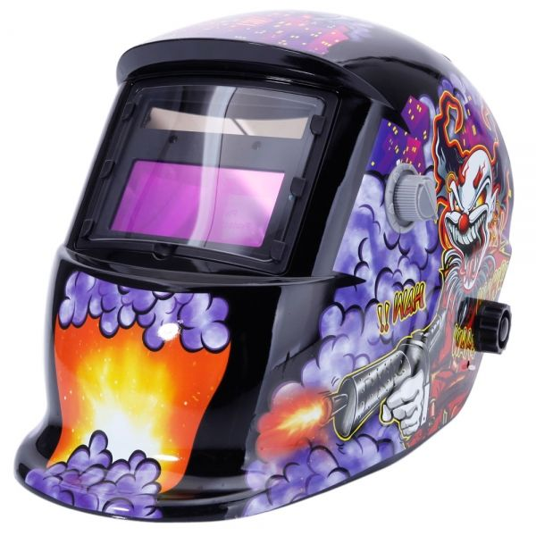 #Solar Powered Auto Darkening Welding #helmet   #Auto #SolarEnergy #Deals_US #freeshipping #safety #Welding #shopping #Supergirl #discount