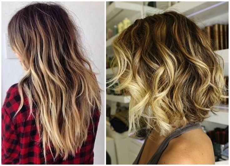 Hair trend sombre charlotte harvs x fashion fade hair trends - Ombre hair brune ...