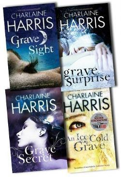 Charlaine Harris Collection Harper Connelly Mysteries series 4 Books. Unique story line. Very good.