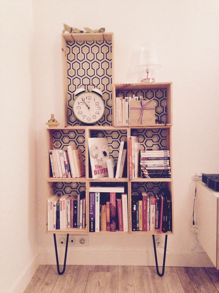 Atelier Ripaton — Hairpin legs Tr¨s beau meuble de Julie & Anthony