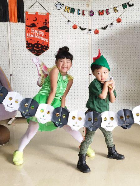 ハンドメイド★ピーターパンとティンクのコスチューム - 暮らしニスタ ハロウィンの仮装コンテストにも参加してきました★