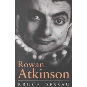 Rowan Atkinson, by Bruce Dessau. Reads a bit like a history of 80s comedy - excellent stuff.Bruce Dessau, 80S Comedy, Excel Stuff, Humour Humor, Brilliant Book, Favorite Pin, Rowan Atkinson