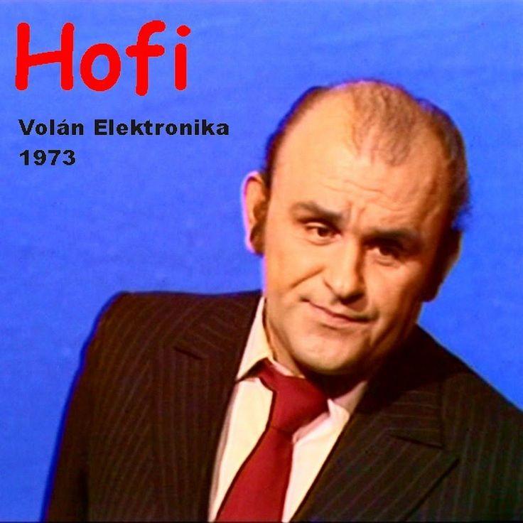 Hofi  Volán Elektronika 1973