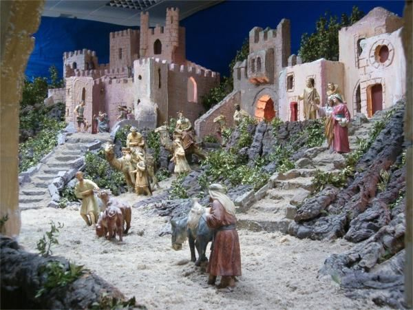 Belenes ~ Nativity Scene