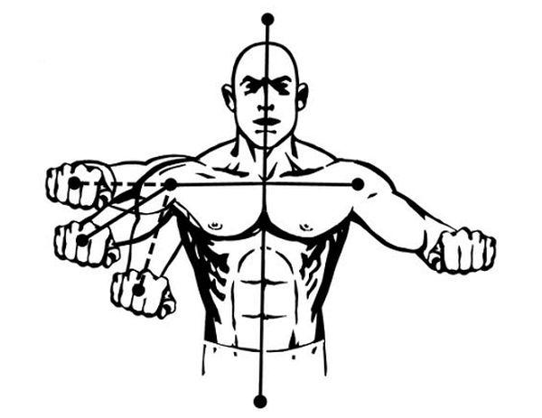 bench press form elbows 2