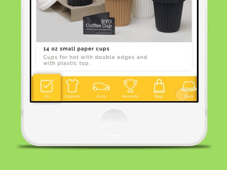 Hi guys!  I keep working on my current project and now we're close to creating mobile application and our goal is to realise navigation through categories in a tap bar. It's already in process and ...