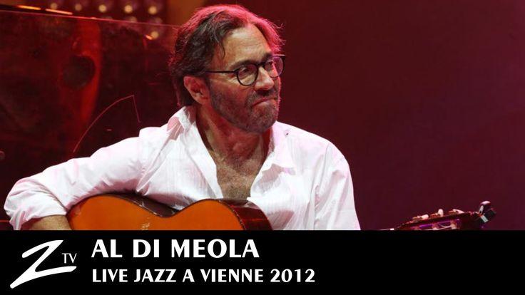 Al Di Meola - Full Frontal Contrapuntal, Turquoise - LIVE HD