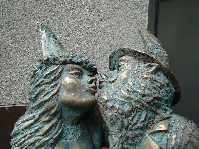 Wrocław is the city of Dwarfs...
