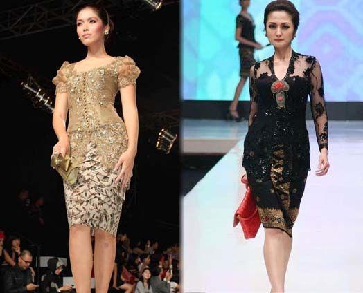 Model Kebaya Wisuda Anne Avantie Terbaru Modis