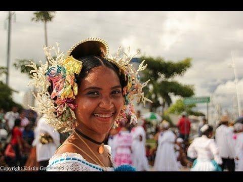 ¡Viva Panamá! [Full HD] Parade Am Tag Der Unabhängigkeit 3 Nov 2013 Hauptstadt Panama