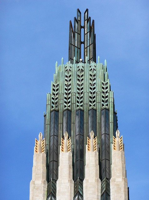 Tulsa, Oklahoma - The Boston Avenue Methodist Church, by army.arch, via Flickr