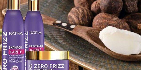Το Zero Frizz με Shea Butter είναι ένα εξαιρετικό προϊόν για το φριζάρισμα κάθε τύπου μαλλιών ανεξάρτητα αν είναι ίσια ή σγουρά. Μέσα σε πολύ σύντομο χρονικό διάστημα θα πείτε αντίο για πάντα στο φριζάρισμα.