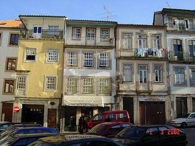Historic Centre of Viseu, Portugal
