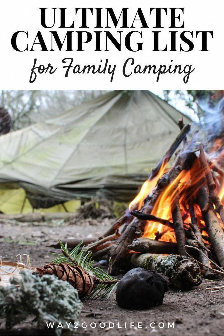 The Most Important Things To Bring Camping in 2020 ...