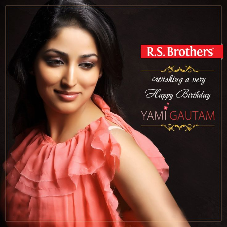 R.S.Brothers Heartful Wishes to Beautiful Actress #YamiGautam... (Image copyrights belong to their respective owners) R.S.Brothers Heartful Wishes to Beautiful Actress #YamiGautam  (Image copyrights belong to their respective owners)