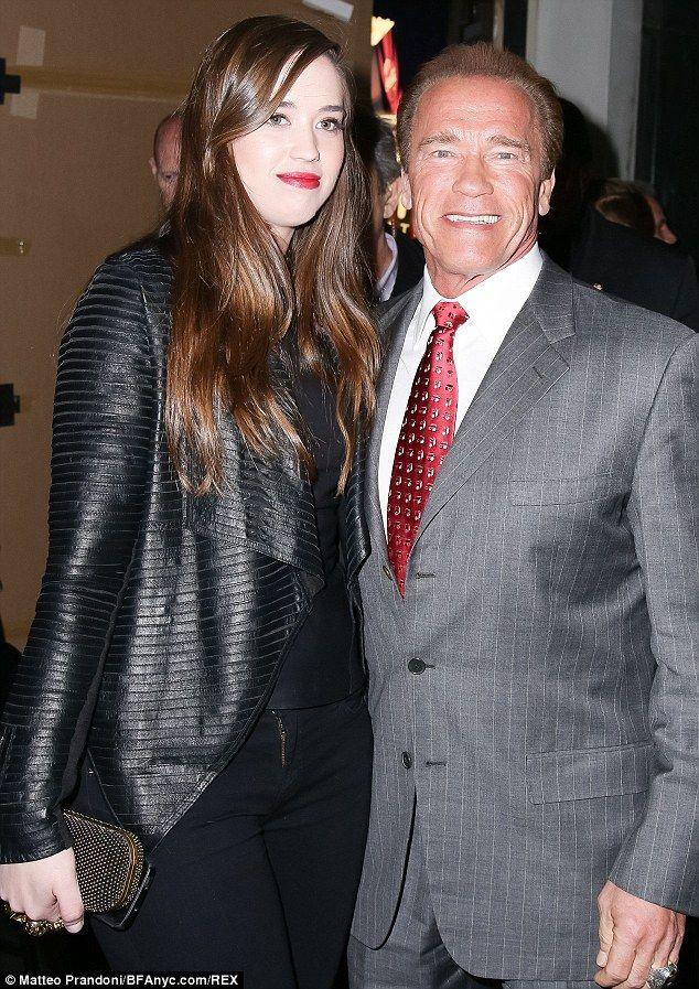 Christina Schwarzenegger Images - Reverse Search