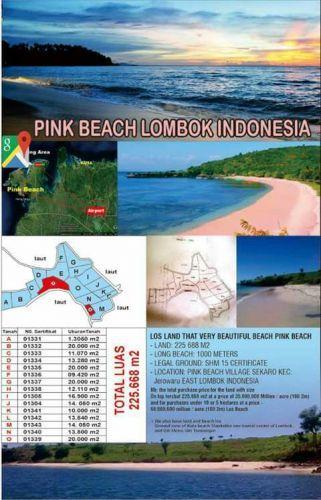 PINK+BEACH+LAND+LOMBOK+Lombok,+Lombok+Aikmel+»+Lombok+Timur+»+Nusa+Tenggara+Barat