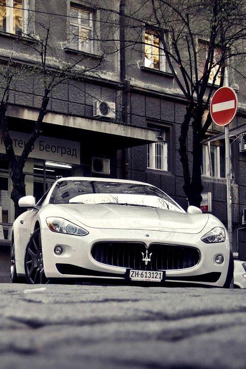 Maserati, my dream car.....                                                                                                                                                                                 Plus