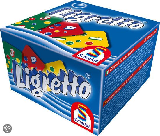 Ligretto Blauw - bol.com 8.99