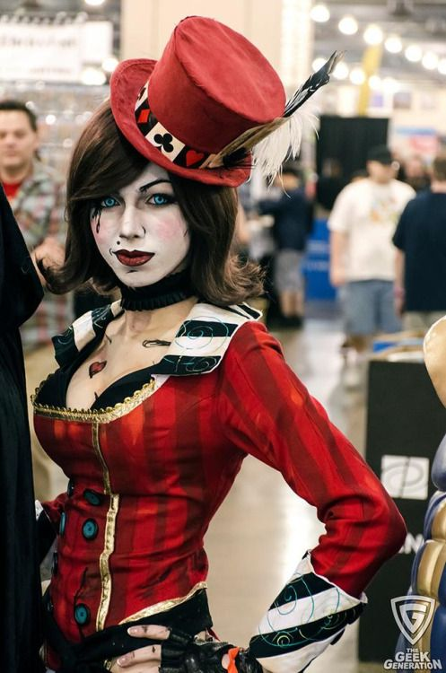 17 best images about video game cosplay mad moxxi