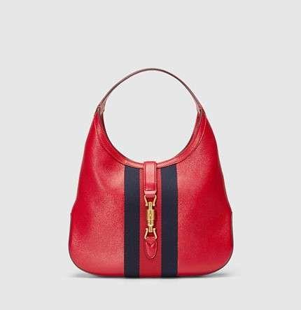 Collezione borse Gucci Primavera-Estate 2016 - Borsa a spalla rossa