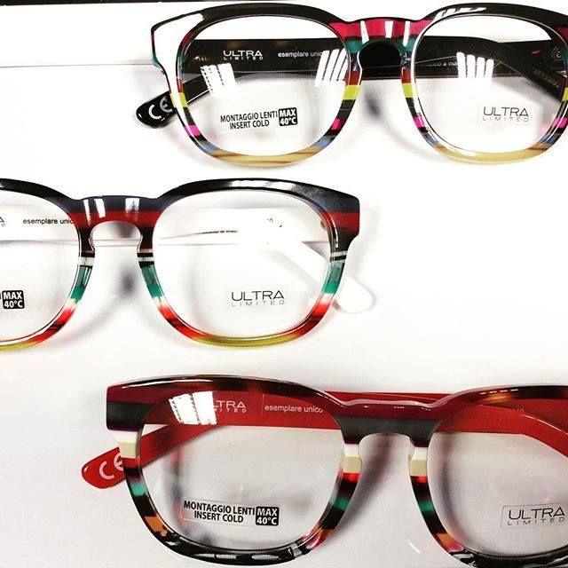 La creatività si mette in mostra anche con la collezione vista!#ultralimited #occhialidavista #emporioocchialifardin