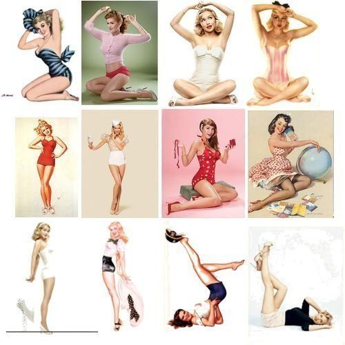 Jane Russell, Bettie Page, Brigitte Bardot, Marilyn Monroe, and Jayne Mansfield -- what do all these ladies have in common? Come-hither glances, dange...