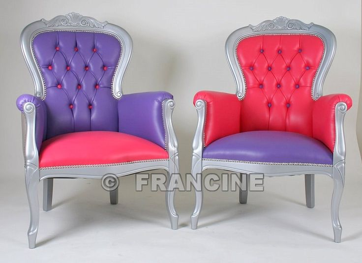 Lodewijk fauteuil met reinigbaar vinyl in 3 kleurtjes