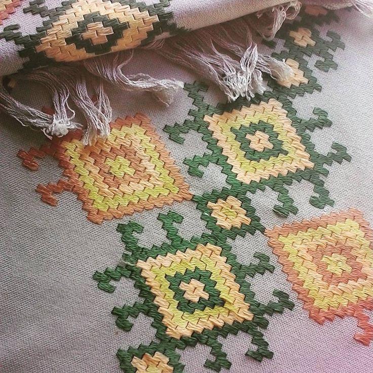 """""""#hesapişitekniği#embroideredflowers#"""