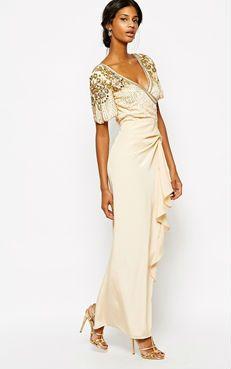Virgos Lounge gown