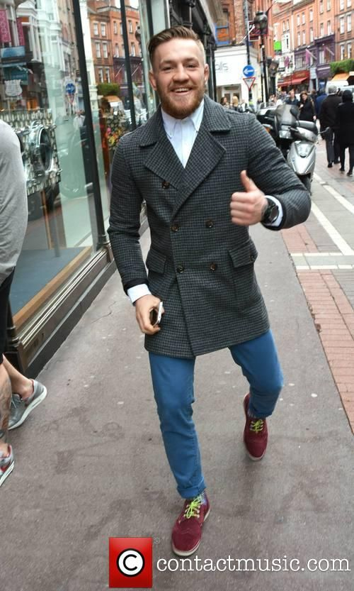 conor mcgregor fashion - Google Search