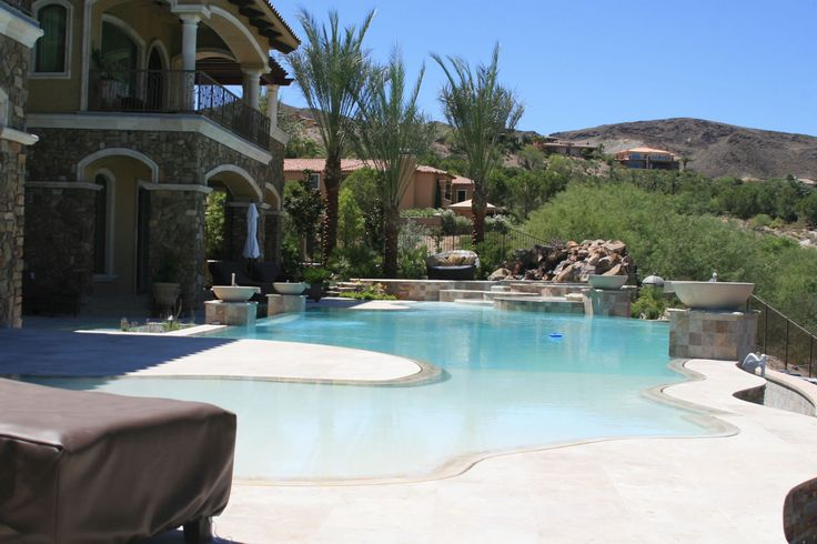 Best 25 walk in pool ideas only on pinterest for Walk in pool designs