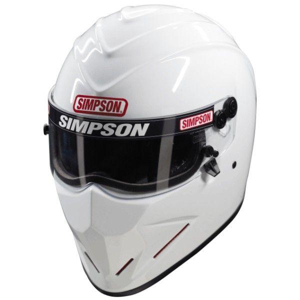 Simpson Diamondback SA2010 Racing Helmet