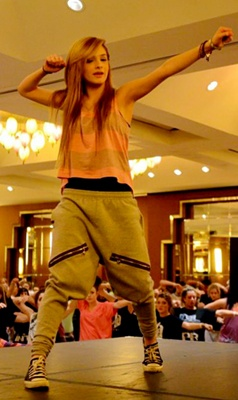 Chachi - my favorite girl in ABDC<3