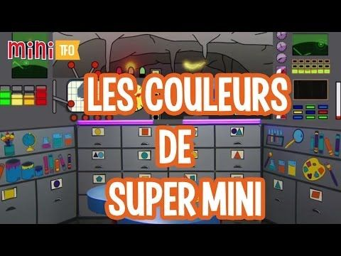 Games to learn french colours names