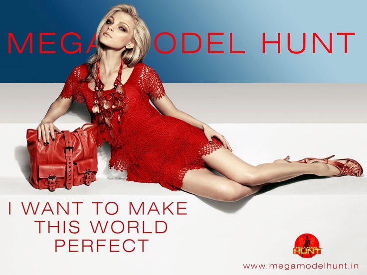 Mega Model Hunt