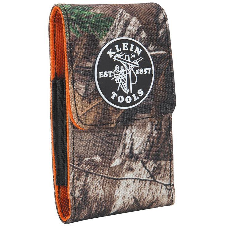 Klein Tools 1-Pocket Extra Large Phone Holster Camo